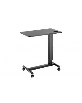 ★ Ergolux Laptop and Side Table Gas Lift (Black)