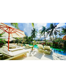 ★ Stay 3 nights at Jivana Resort