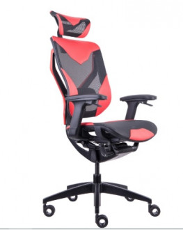 ★ GTCHAIR GR-V7-X Vida Ergonomic Gaming / Office Chair, Red