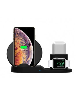 ★ 3 in 1 for Qi Wireless Charger Holder for iPhone X / 8 / 8 Plus AirPods