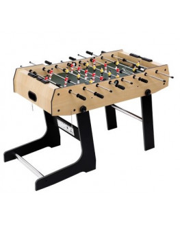 ★ 4FT Foldable Soccer Table Tables Balls Foosball Football Game Home Party Gift
