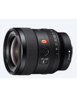 ★ FULL FRAME E-MOUNT 24MM F1.4 G-MASTER LENS