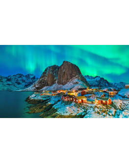 ★ Bucket-List 5-Day Iceland Tour Searching for the Northern Lights