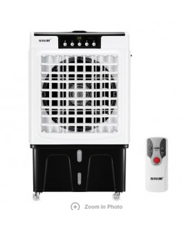 ★ Maxkon Portable 30L Evaporative Air Fan Humidifier Cooler Commercial Fan Industrial Purifier