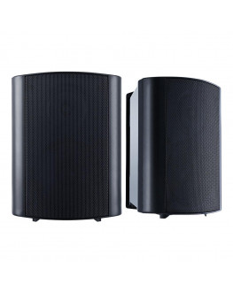 ★ 2-Way Speakers 150W Home Marine Ceiling Wall Dancing TV with Powerful Bass