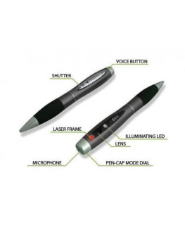 ★ 5-in-1 2D Laser Image Capture Pen