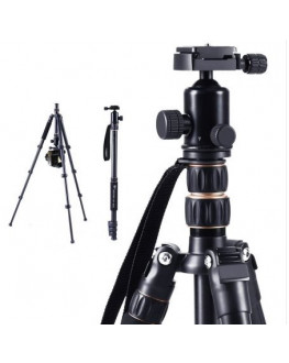 ★Weifeng Professional Camera Tripod Monopod Stand DSLR Ball Head Mount Flexible